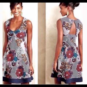 MAEVE - Anthropologie Floral Dress